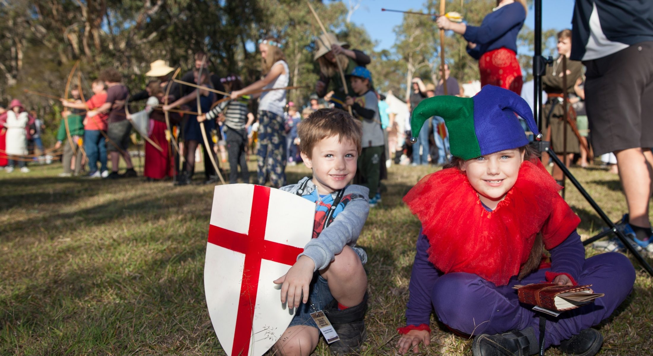Abbey Medieval Festival 2016 20