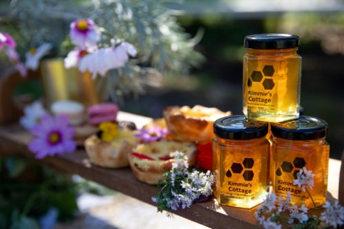 Kimmies Cottage Honey at Basilea Living Herbs Great Day Out Tastes Moreton Bay Region