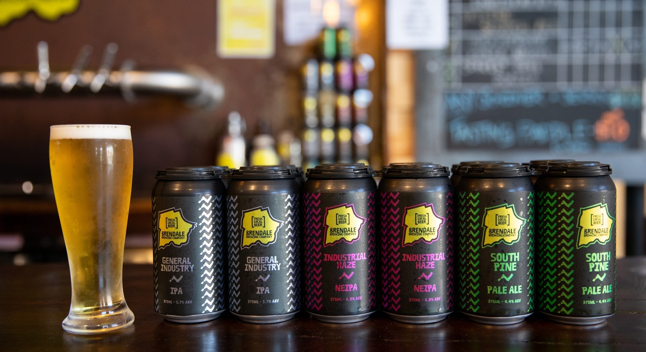 Brendale Brewing Co Beers Moreton Bay Region