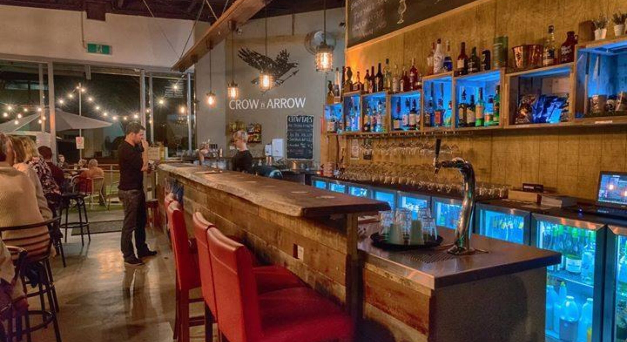 Crown n Arrow Moreton Bay Region best craft beer bars near Brisbane