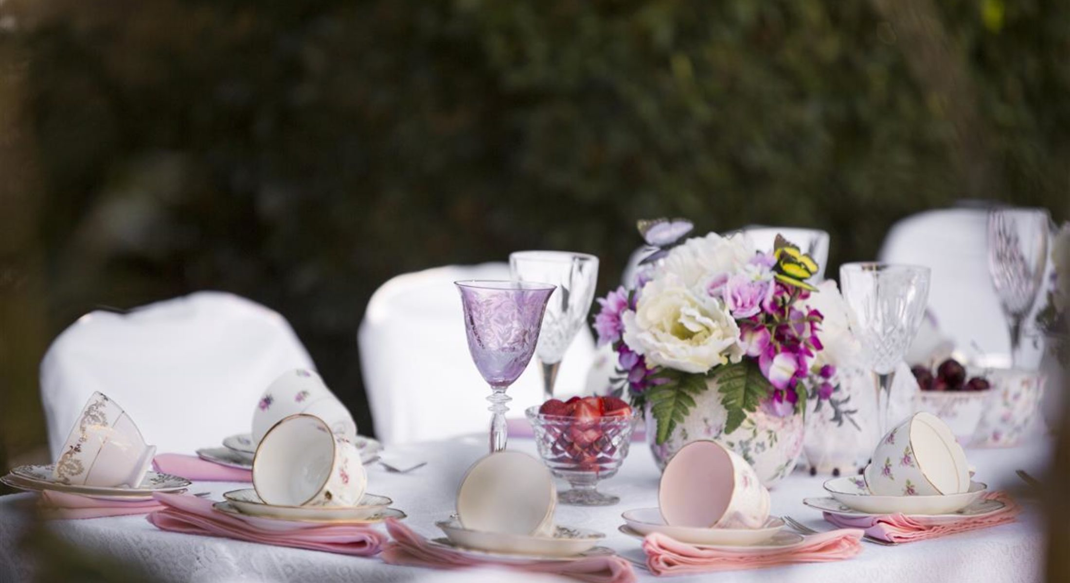 Reids Place Scarborough High Tea Bridal Showers Moreton Bay Region