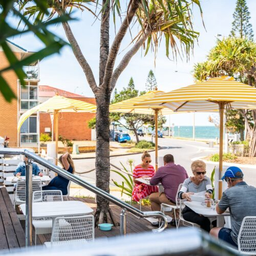 Sunnys Margate Beach Waterfront Dining Moreton Bay Region