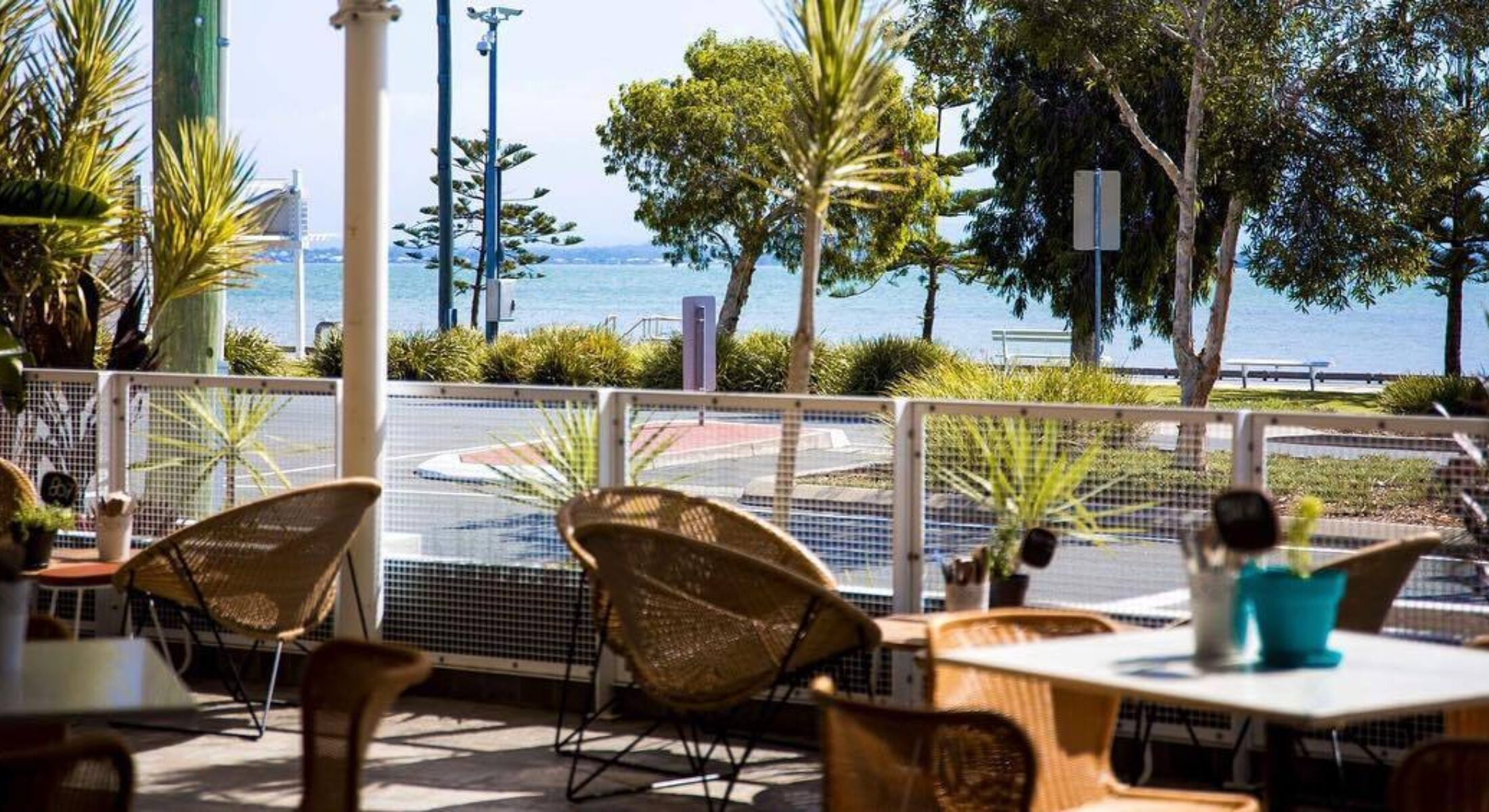 The Belvedere Redcliffe best eats near Brisbane with view Moreton Bay Region