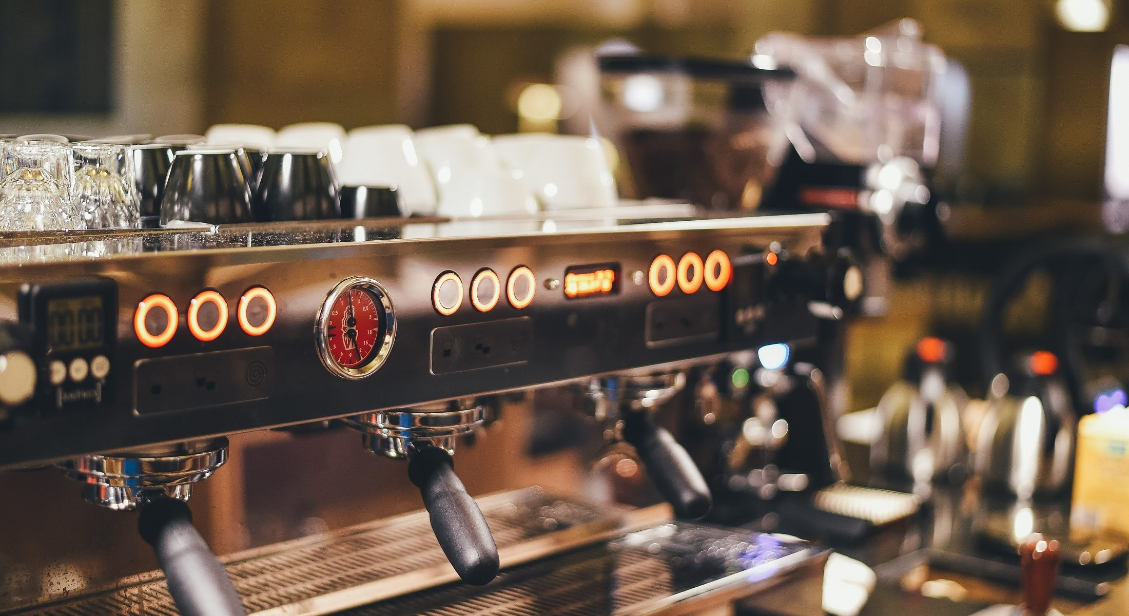 Coffee Machine Moreton Bay Region