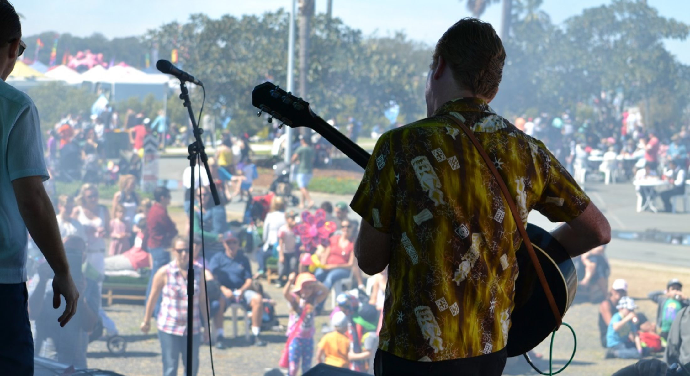 Music In The Moreton Bay Region Live 1
