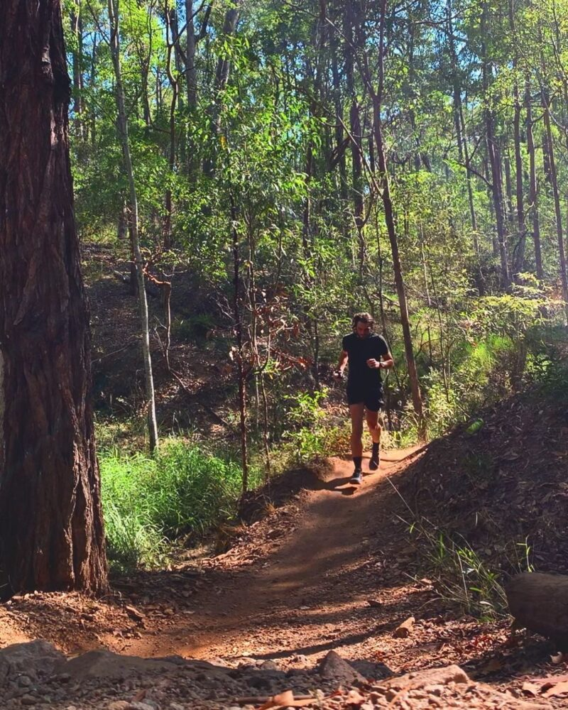 Bunyaville State Forest scenic running trails near Brisbane Moreton Bay Region must credit jimgold