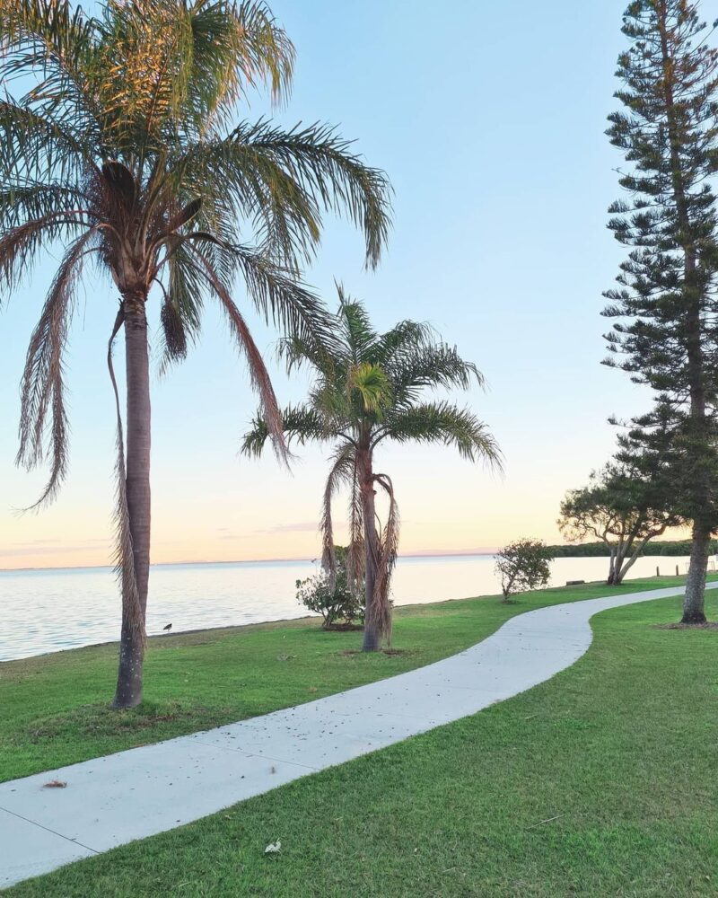 Godwin Beach Moreton Bay Reagion waterside Walking Tracks credit thecalmmco