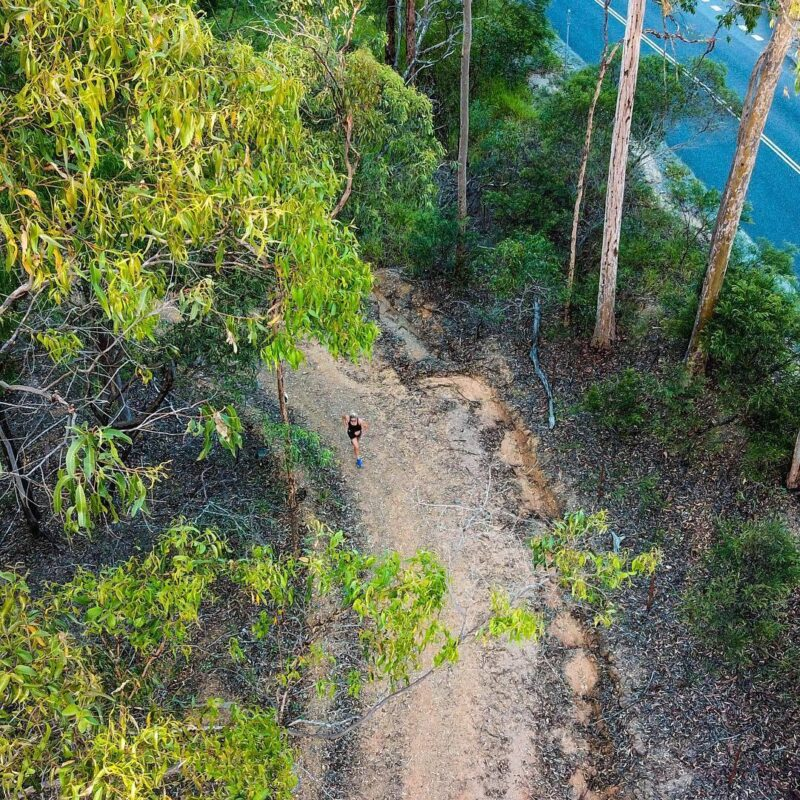Lake Samsonvale running trail Moreton Bay Region credit ejjacko91