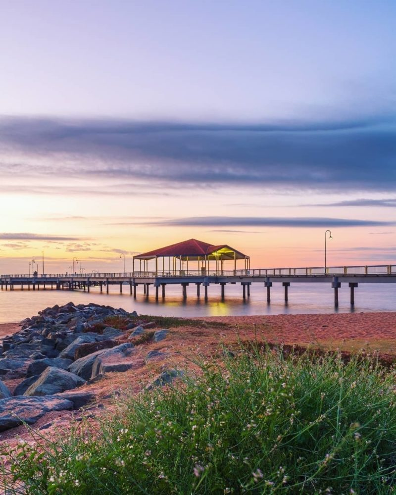Redcliffe Jetty Moreton Bay Region credit melinda pryor photography