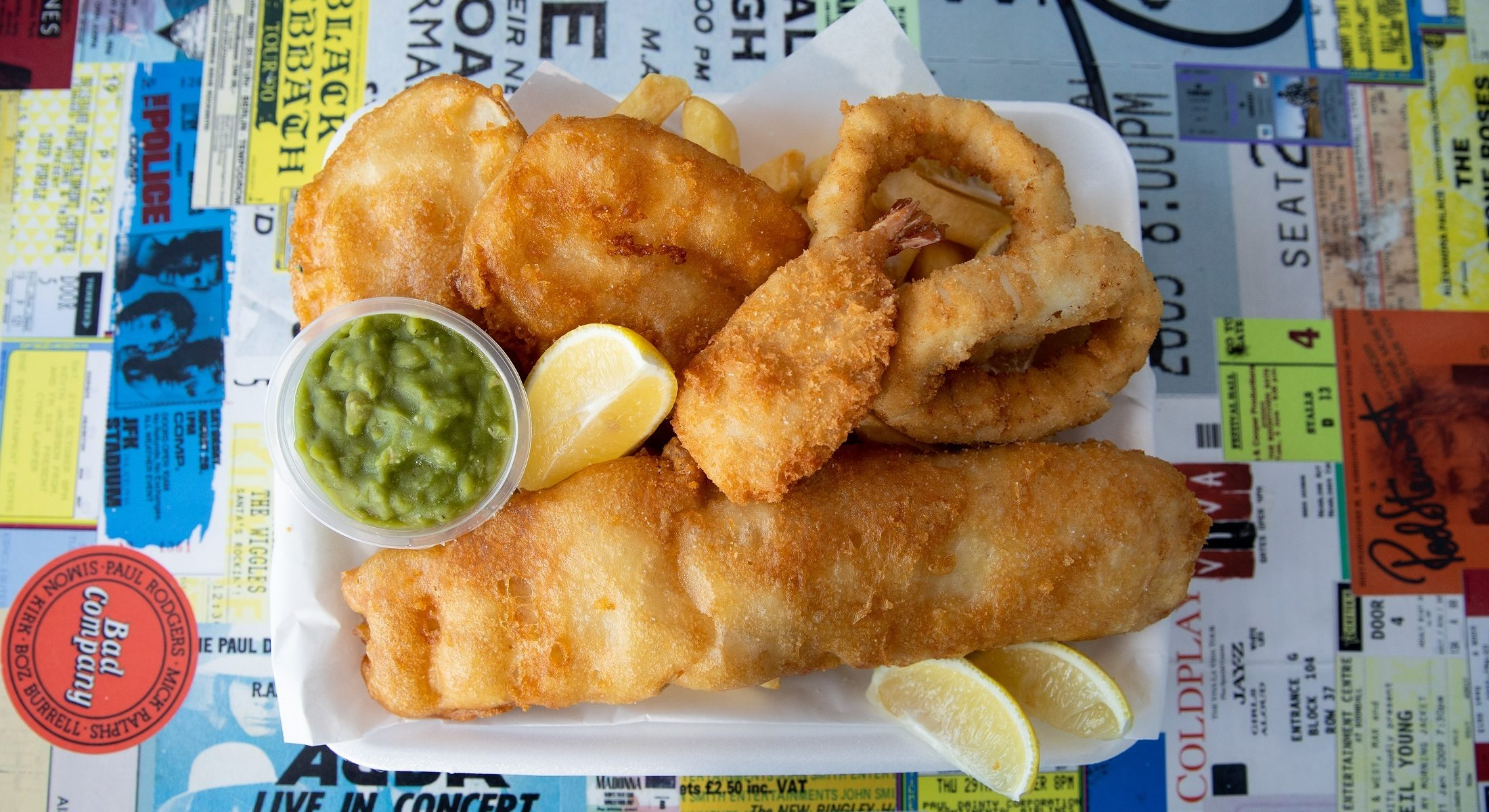 Yabbey Road Best Fish And Chips Brisbane Redcliffe Visit Moreton Bay Region