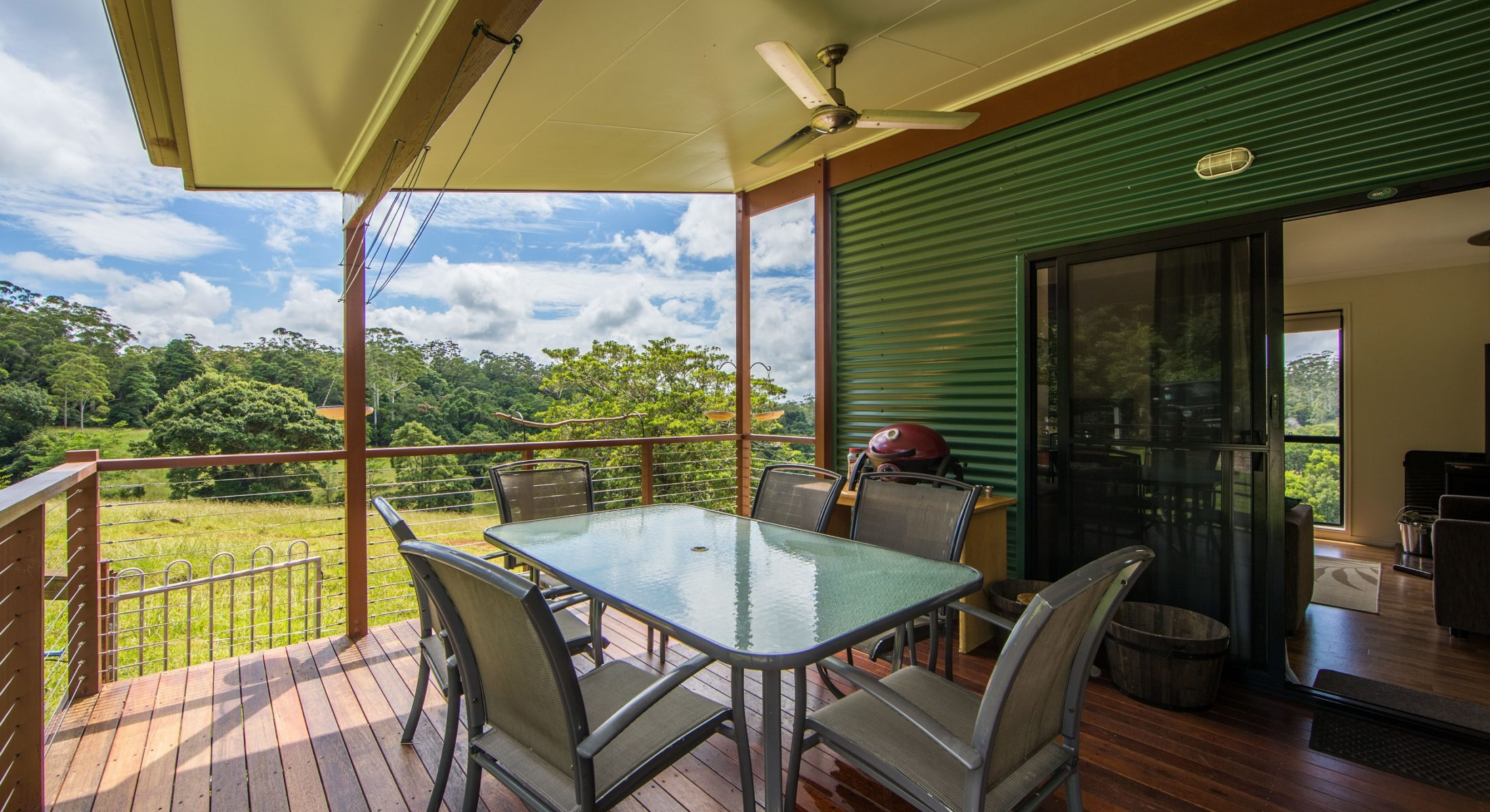 Bellthorpe Stays Woodford Outdoor Balcony Moreton Bay Region