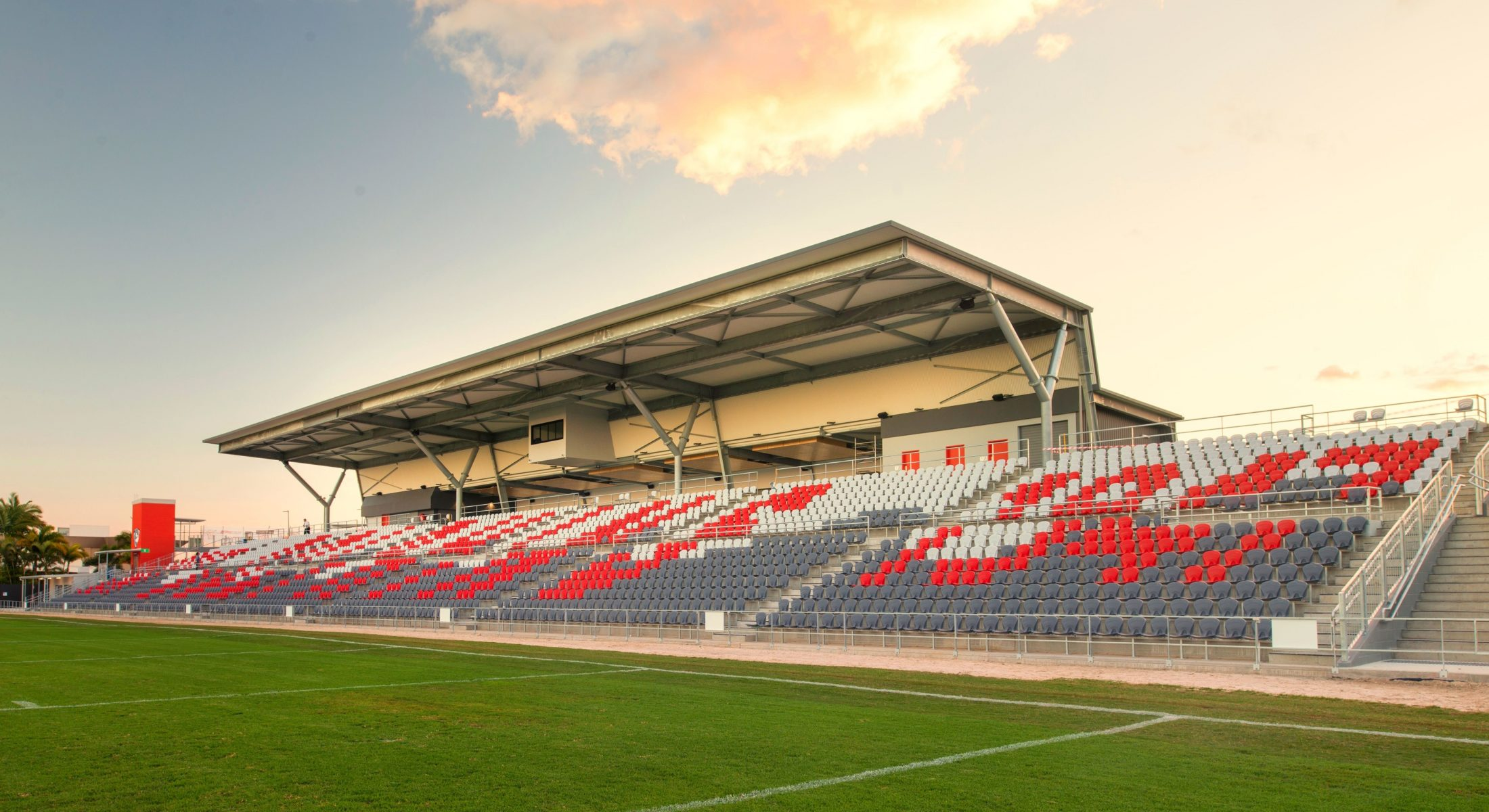 Redcliffe Dolphins Stadium Moreton Bay Region Near Brisbane New Stadium