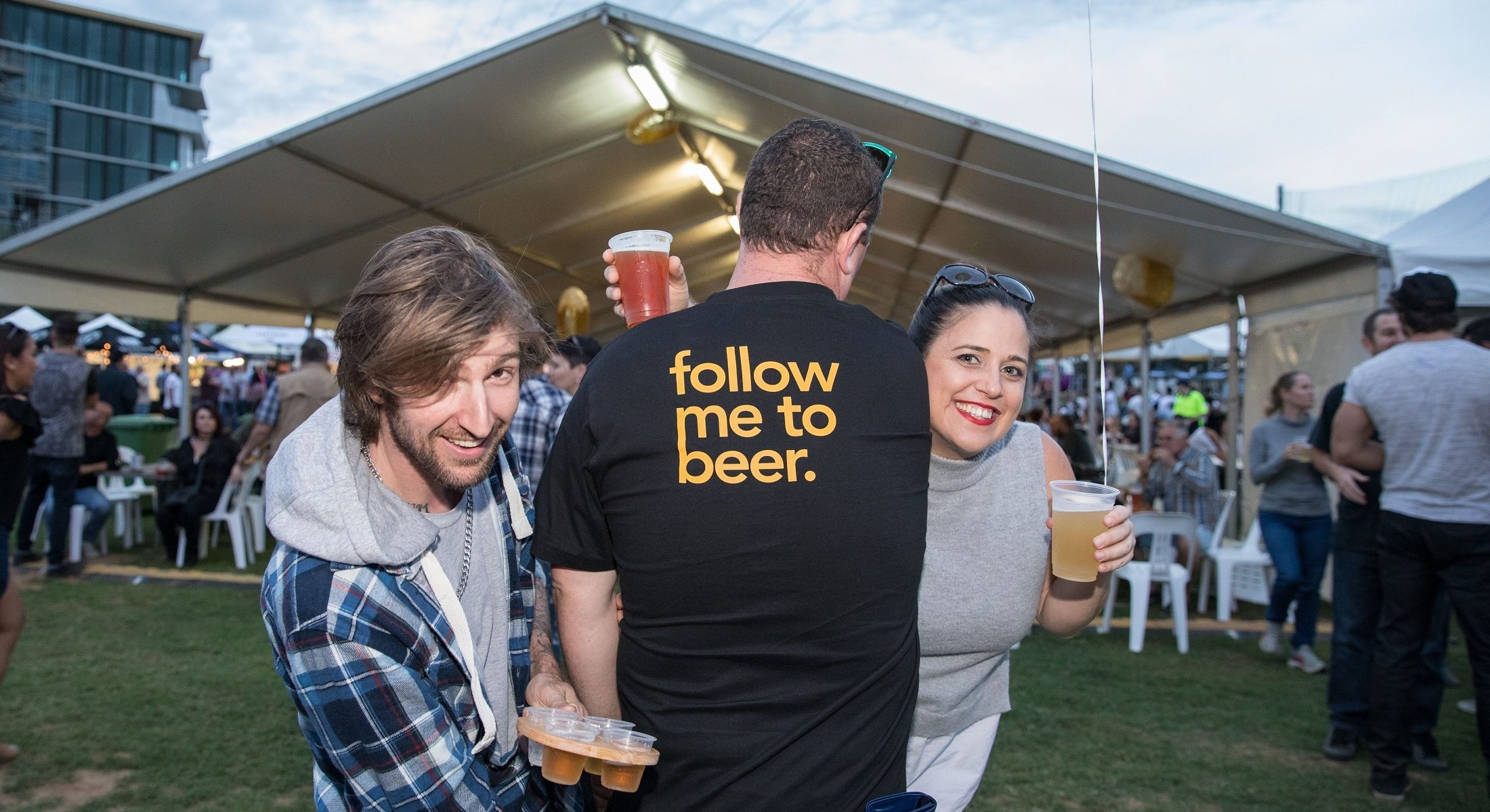 Eatons Hill Beer Fest Shirt Moreton Bay Region