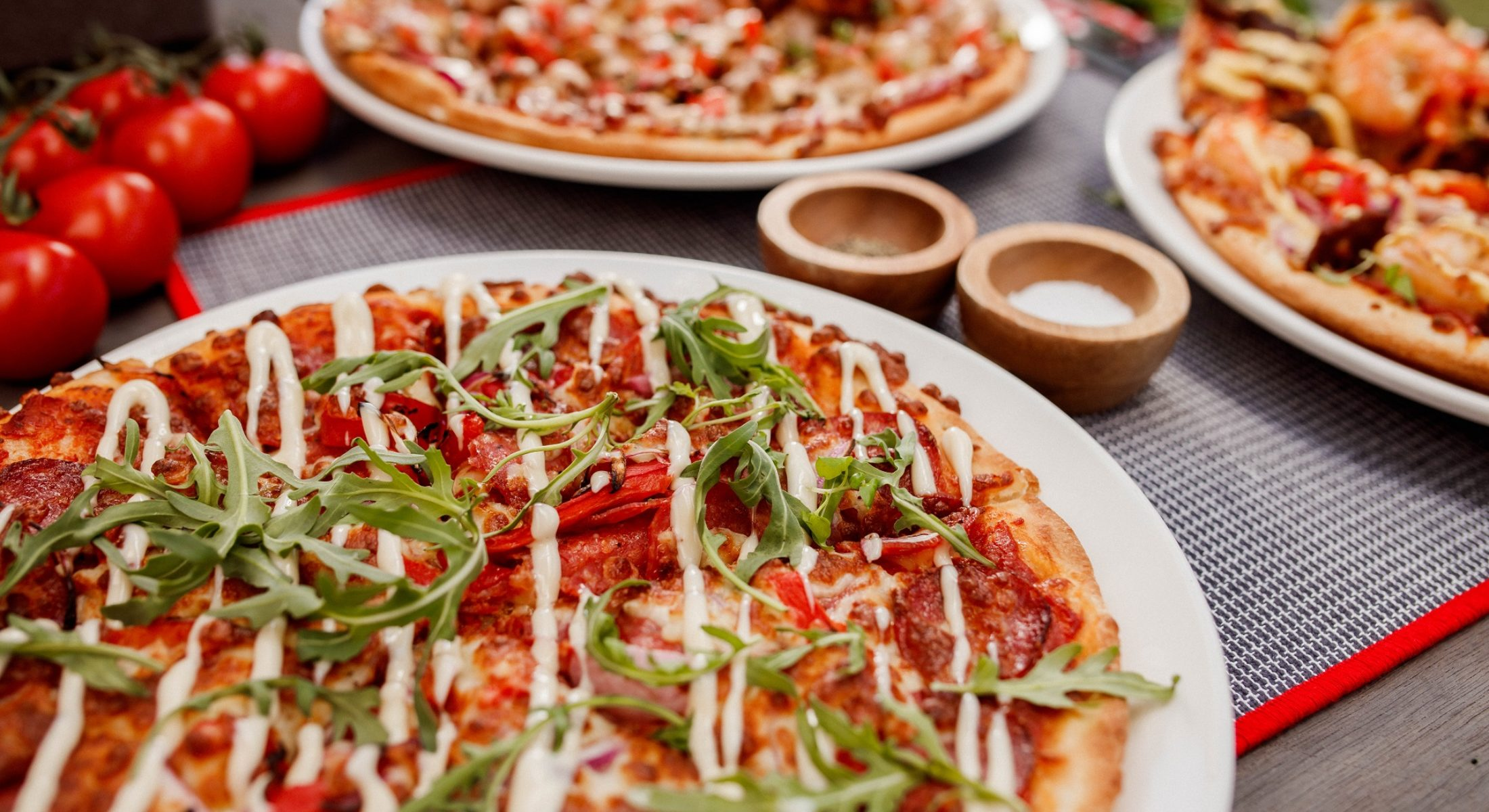 Eatons Hill Hotel Food Pizza Moreton Bay Region