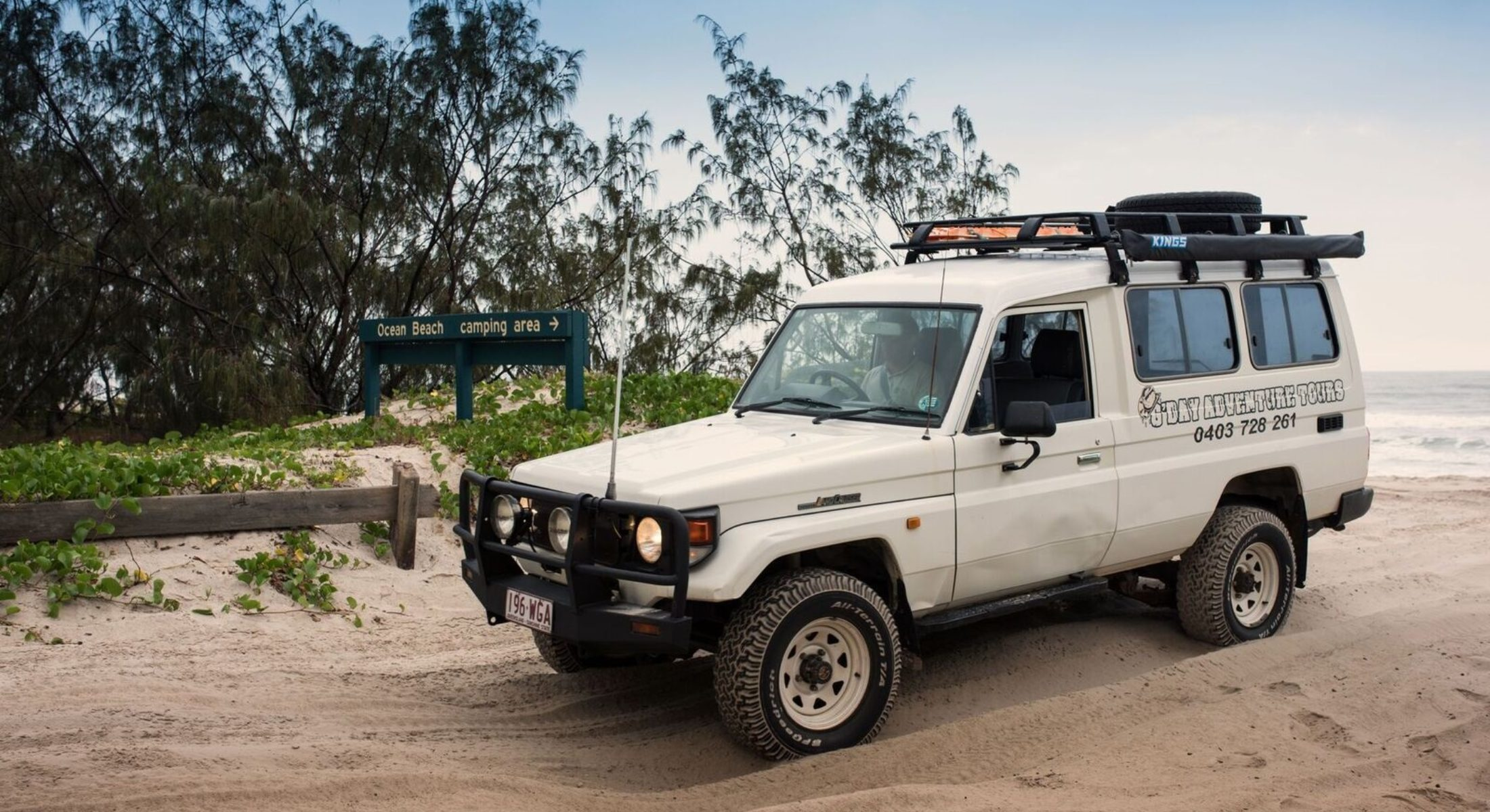 Gday Adventure Tours Bribie Island 4Wd Tours Moreton Bay Region