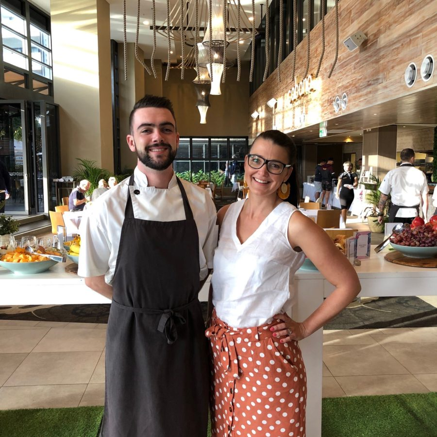 Mon Komo Hotel Redcliffe Head Chef Lane Edwards Moreton Bay Region