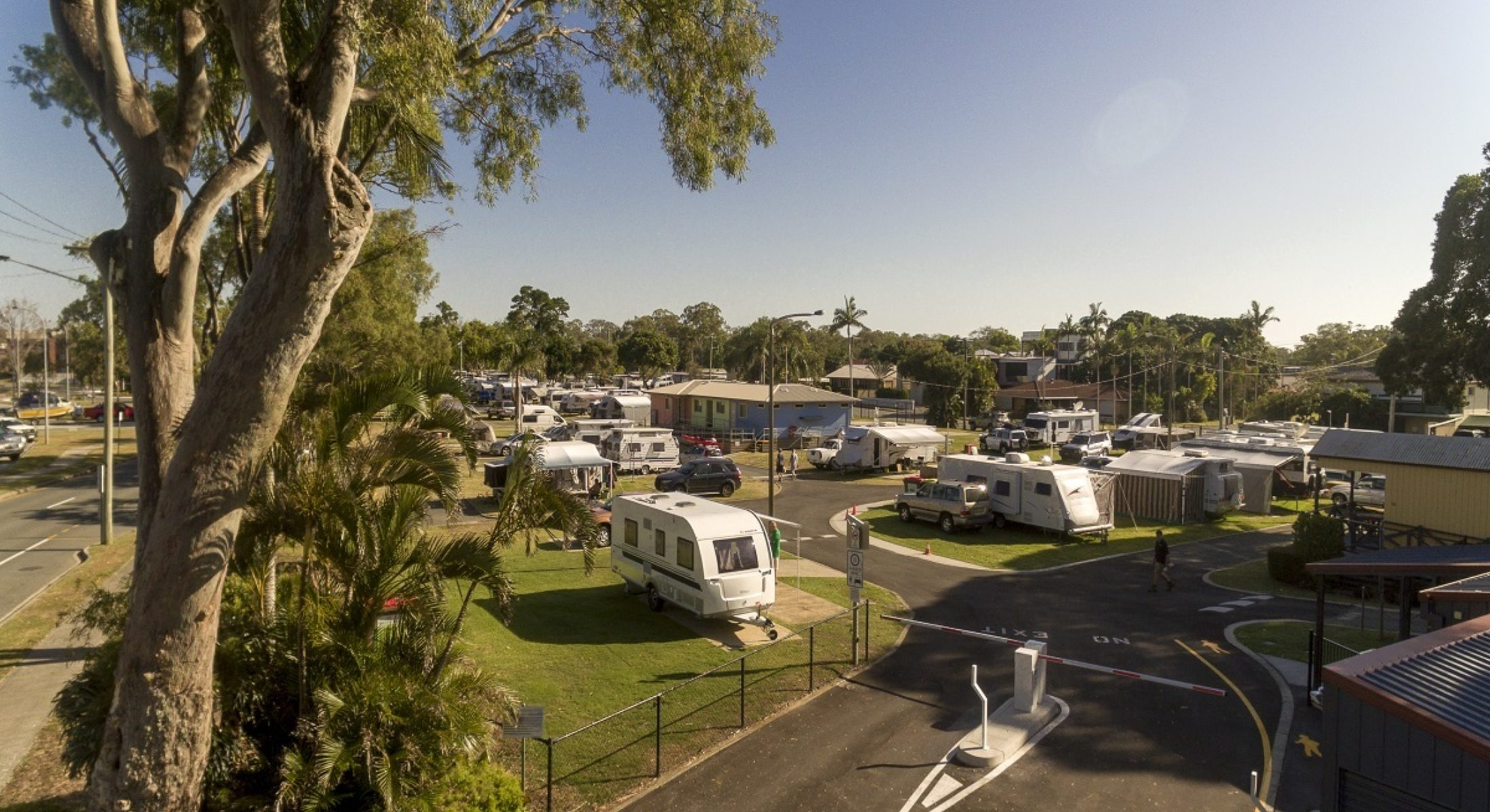 Apollo Bayside Caravan Park Motor Home Holiday Moreton Bay Region