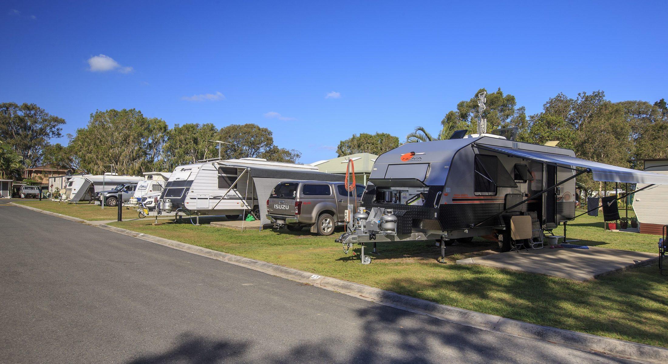 Caravan Parks near North Brisbane | Moreton Bay