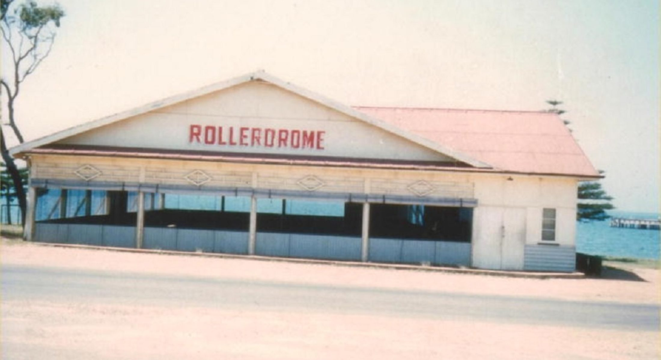Redcliffe Rollerdrome Ca1950 Moreton Bay Region Libraries