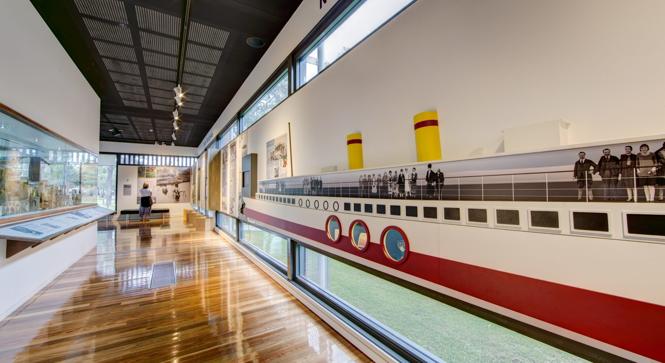 Bribie Seaside Museum