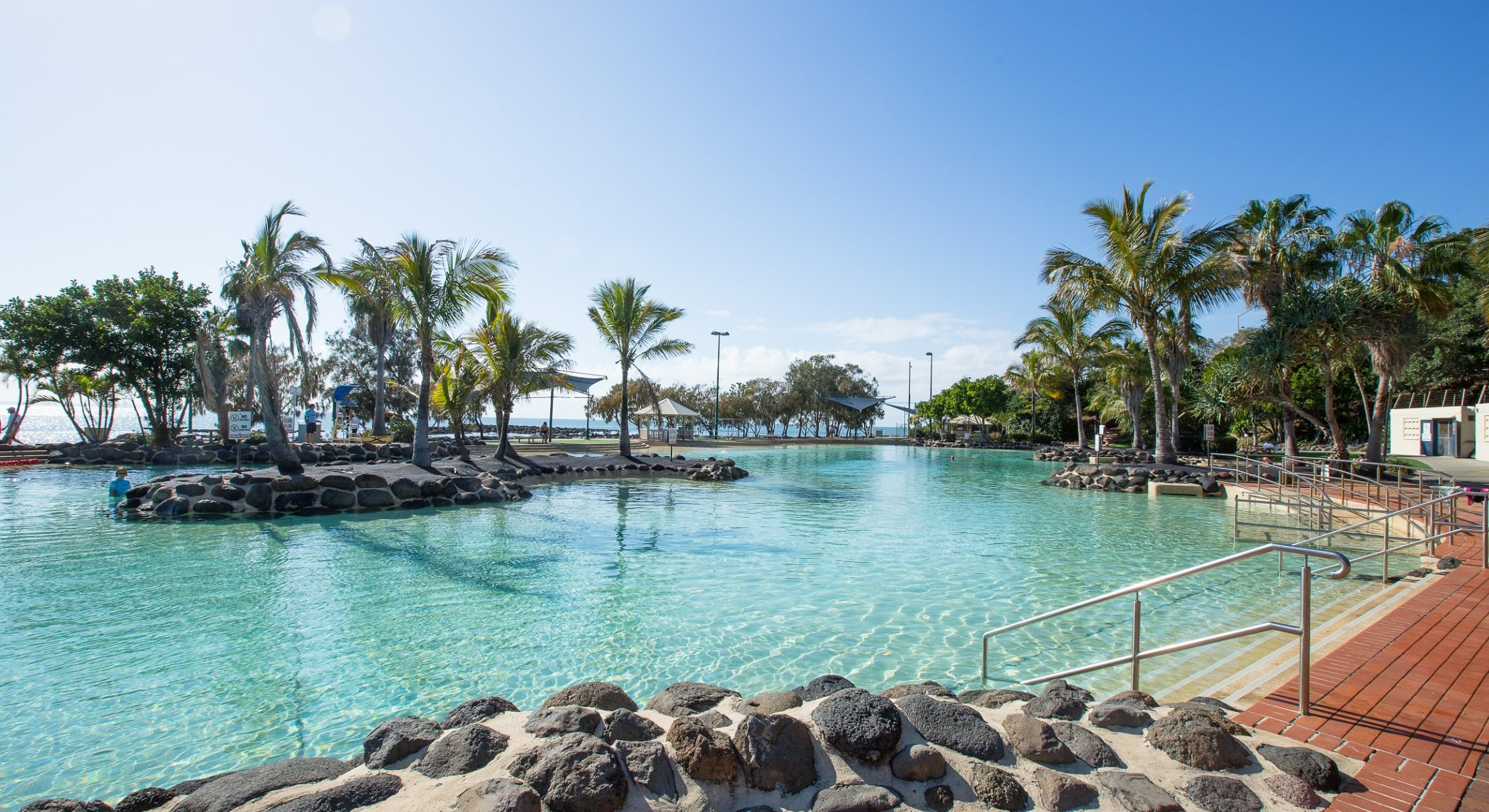Redcliffe Lagoon Pool View Moreton Bay Region