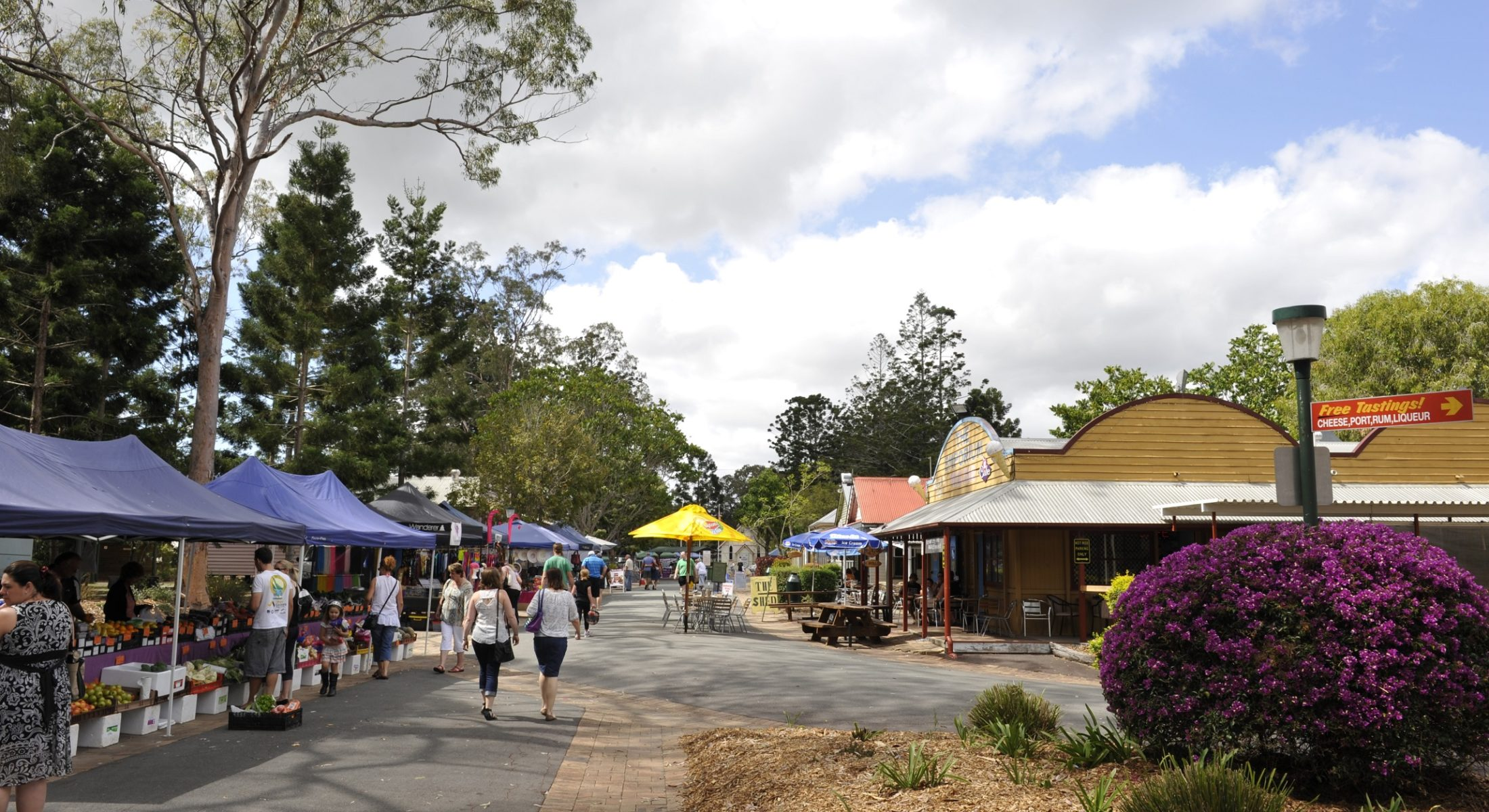 Old Petrie Village Markets