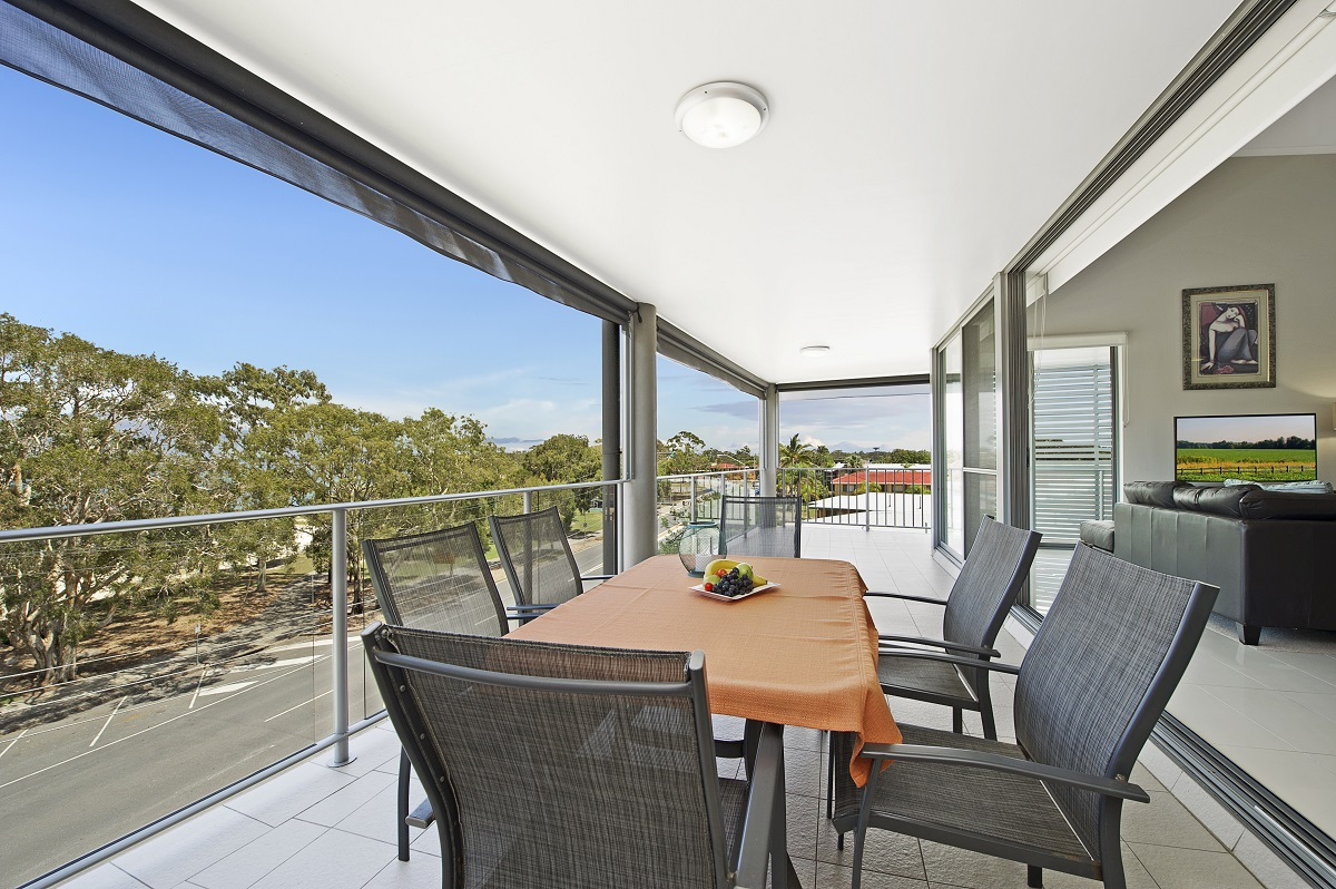 Accommodation Bribie Island Apartments