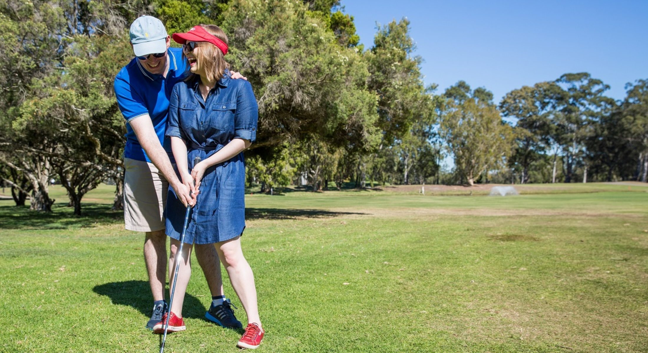 Pacific Harbour Golf Club Couple Activities Near Brisbane Moreton Bay Region