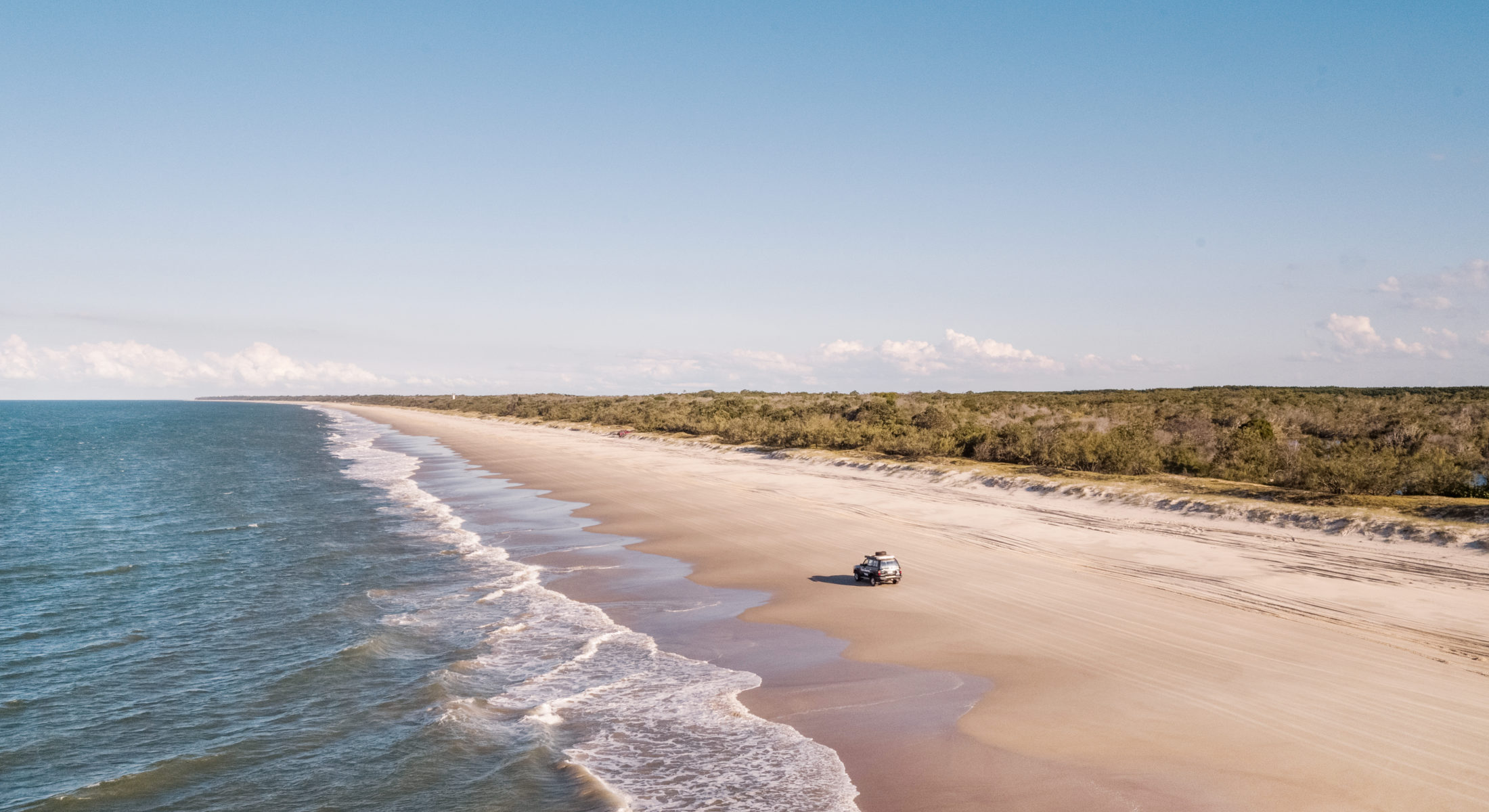 Bribie Island National Park beautiful beaches visit moreton bay region