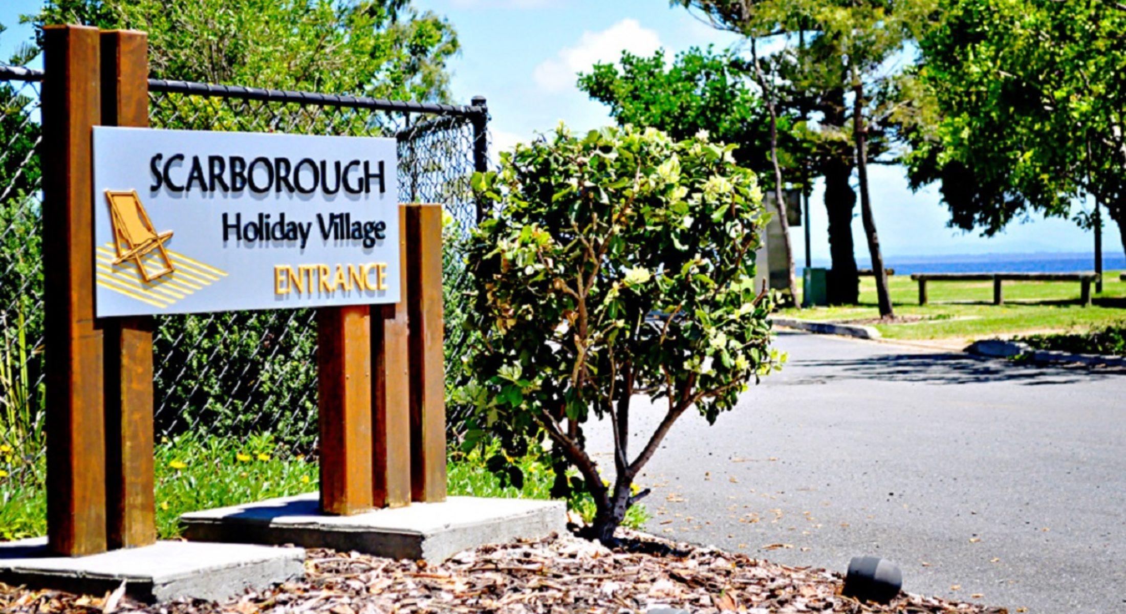 Scarborough Village Holiday Park Caravan Park Near Brisbane