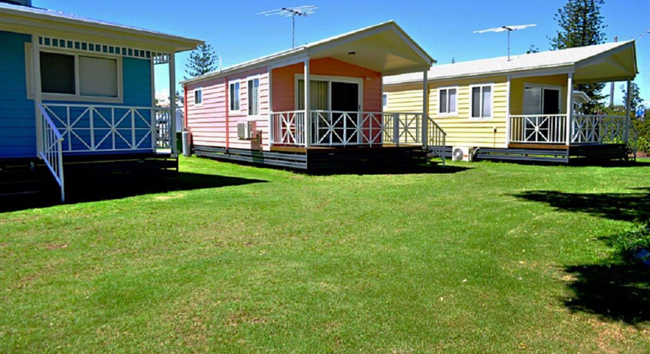 Caravan Parks near North Brisbane   Moreton Bay
