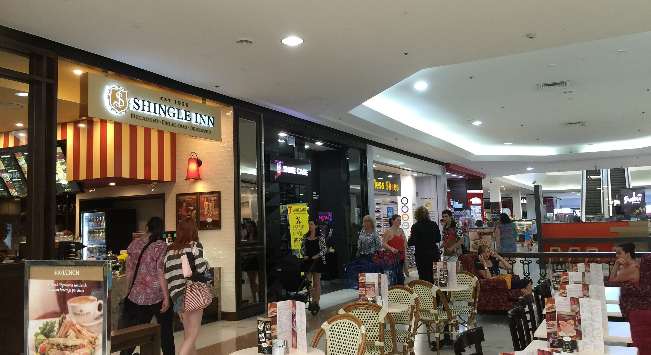 Strathpine Centre Shopping Retail Stores Visit Moreton Bay Region