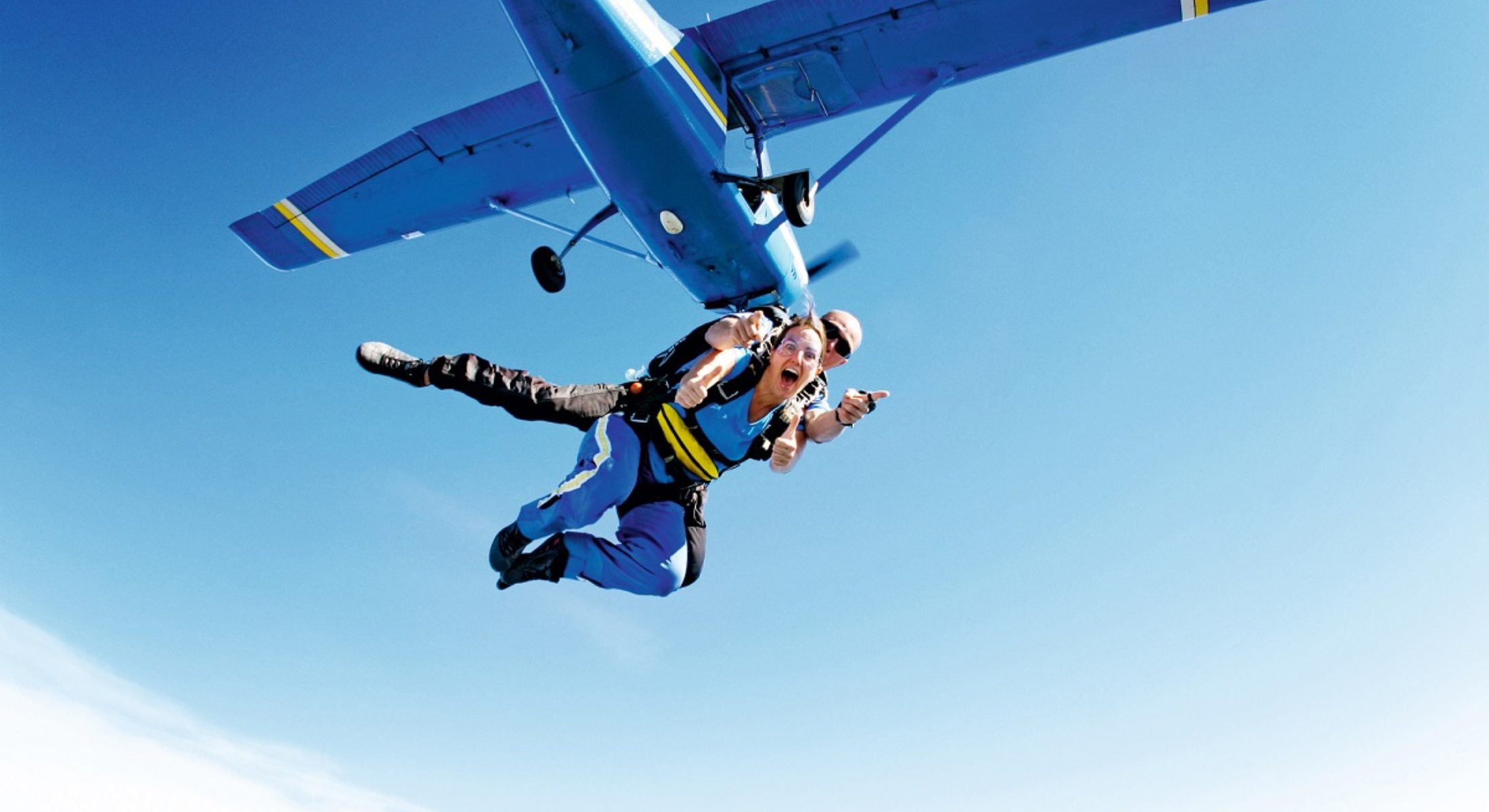 Sky Dive Australia Adrenaline Filled Fun Thrill Seeker Near Brisbane Moreton Bay Region