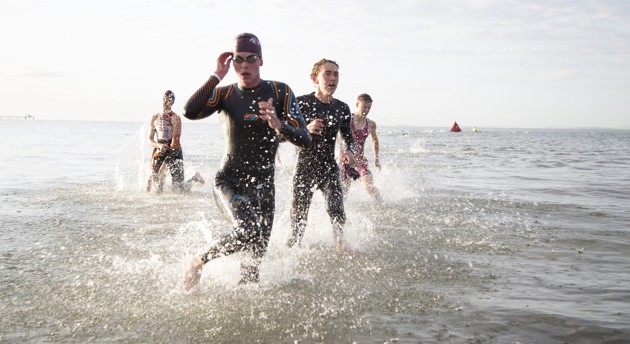 Moreton Bay Triathlon Swimming Running Cycling Clontarf Redcliffe