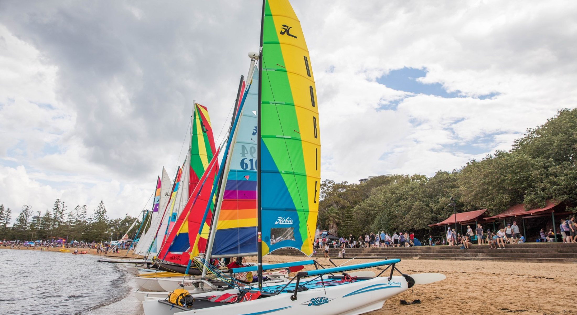 Redcliffe Festival Of Sails Good Friday Yatch Race Moreton Bay Region